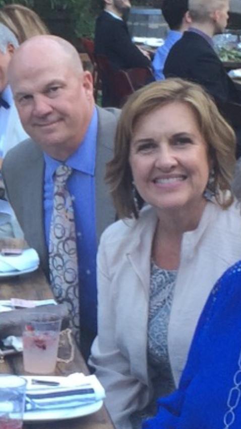 Shirley Kay and husband current